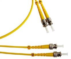 Optical Patch Cord (ST-ST)
