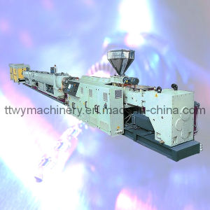 U-PVC Pipe Extrusion Production Line (SJZ51/105) pictures & photos