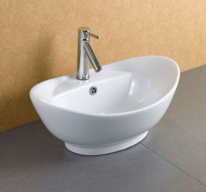Modern Above Counter Wash Basin pictures & photos