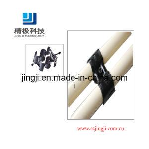 Parallel Pipe Rack Accessories Metal Joint Fittings for Pipe Racks (HJ-8)