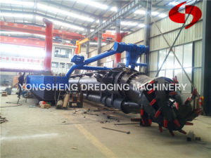 Hydraulic Dredger for Sand, Mud, Salt (CSD 150) pictures & photos