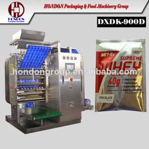 High Speed Sugar Sachet (four sides seal bag) Packing Machine pictures & photos