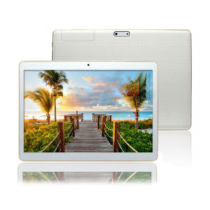 OEM Android 6.0 Mtk6580 Quad Core 9.6 Inch WiFi/3G Tablet PC with 4500mAh Dual SIM Card pictures & photos