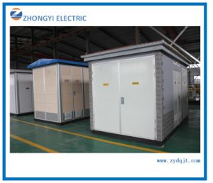 Gck Low Voltage Metal Enclosed Power Switchgear Siemens Switchgear pictures & photos