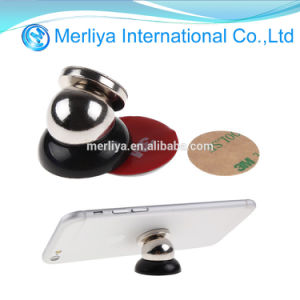 New Universal Magnetic Car Mount Kit Sticky Stand Holder for Mobile Cell Phone pictures & photos