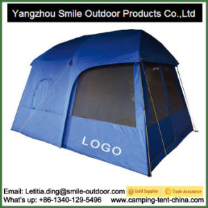 10 Person Party Outdoor Camping Waterproof Windproof Family Tent pictures & photos