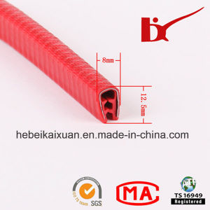 Wholesale Flexible Plastic Edge Extruded PVC Trim pictures & photos