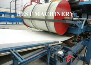 Rock Wool Sandwich Panel Roll Forming Machine Production Line pictures & photos