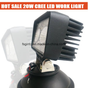 E-MARK Dustproof Offroad 20W CREE LED Flood Work Light (GT1011-20W) pictures & photos