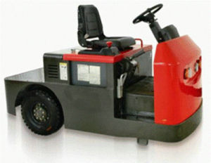 2t Mini Electric Tow Tractor (TT20) pictures & photos