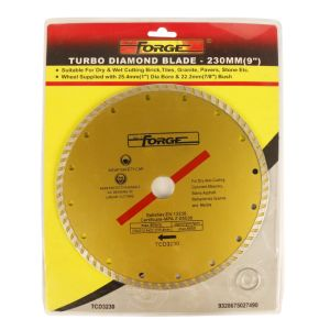 "230mm (9"") Cutting Disc Turbo Diamond Blades pictures & photos"