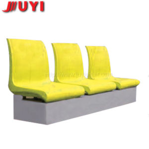 New One-Piece Plastic Stadium Chair Sports Chair Blm-1417 pictures & photos
