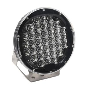 Super Bright 9inch 185W CREE LED Work Light Jeep SUV pictures & photos