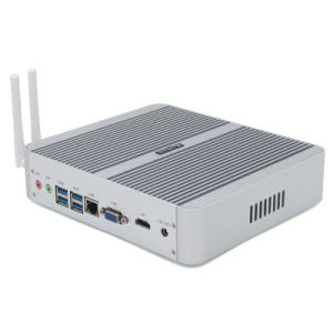 Core I3 7100u Fanless Mini PC with 4G RAM 1tb HDD pictures & photos