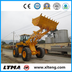 Latest Wholesale Price 5 Ton Front End Wheel Loader for Sale pictures & photos