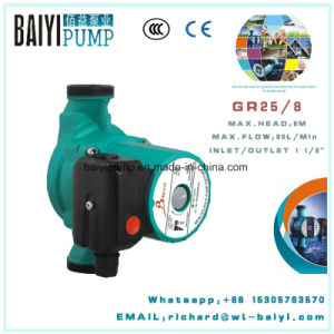 Family Hot Water Circulation Pump (RS25/8-180) pictures & photos