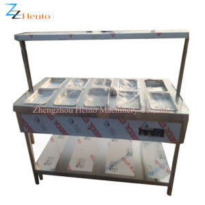 Hot Selling Food Warmer Buffet Machine pictures & photos
