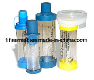 Reusable Medical Oxygen Humidifier Bottle pictures & photos