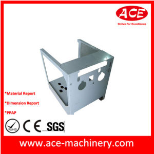 Stamping of Steel Stretcher Lid Part pictures & photos