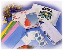 LDPE Disposable Aprons pictures & photos