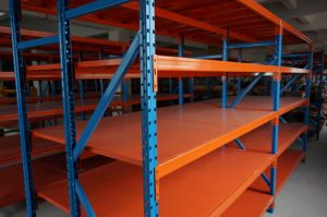 heavy duty storage shelves. Heavy Duty 50mm Adjustable Long Span Metal Storage Shelving Rack Shelves