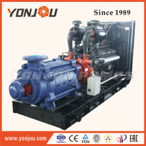 Trailer Pump with Diesel Engine Driven pictures & photos