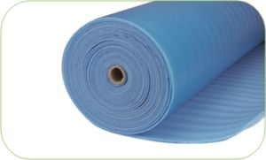 Foam Underlayment for Laminate Flooring
