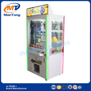 Coin Operated Pusher Toys Gift Vending Arcade Claw Crane Machine pictures & photos