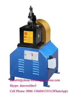 Wire Shelf Edge Cutting Machine for Steel Wire Mesh Trimming pictures & photos