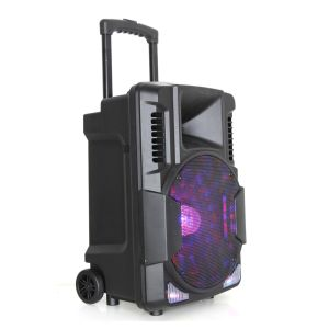 Battery Speaker with Loudspeaker Bluetooth USB pictures & photos