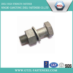 Good Quality Hex Bolt (exported to Europe) pictures & photos