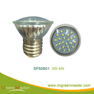 Sp50b01 3W 4W E27/B22 LED Spot Light pictures & photos
