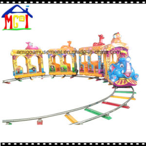 Worm Pulley Kiddie Roller Coaster Ride Amusement Park Equipment pictures & photos