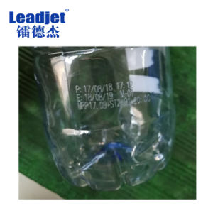 Industrial CO2 Laser Marking Machine for Plastic Bottles pictures & photos