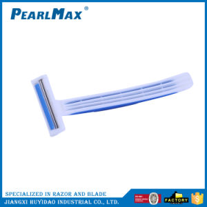 Newest Sale OEM Quality Twin Blade Soap Shaving Razor with Fast Delivery pictures & photos