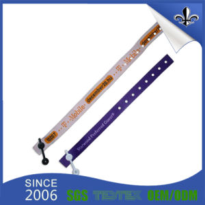 Promotion Gift Hot Sales Design Your Own Wristband for Concert Festival pictures & photos