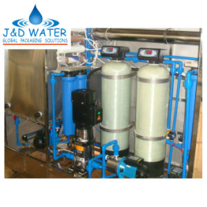 RO Water Treatment Equipment & 5 Gallon Bottle Filling Machine pictures & photos