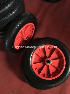 300/325-8 China Factory PU Foam Wheel pictures & photos