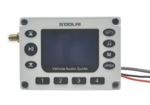 GPS Bus/Tourist Car Audio Guide pictures & photos