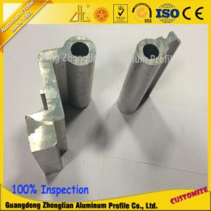 Customized Aluminum Alloy Door Handle Aluminium Hinge pictures & photos