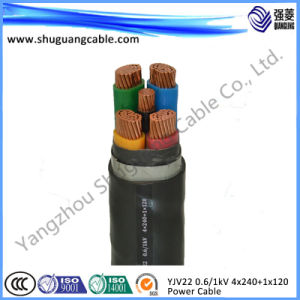Flame Retardant F46/FEP Insulated PVC Sheathed Screened Control Cable pictures & photos