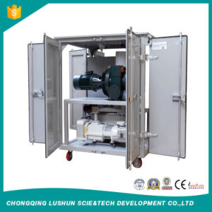 Electric Power Superior Performance Double Stage No Noise Transformer Oil Drying High Vacuum Pump System/Vacuum Pump Equipment (ZJ) pictures & photos