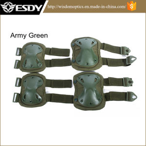 2017 New Style Outdoor Hiking Tactical Knee Pads Safety Products pictures & photos