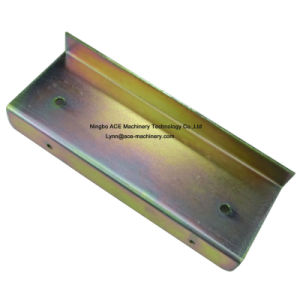 Stamping of SPCC Metal Holder by Chinese Supplier pictures & photos
