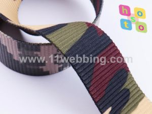 High Tenacity Nylon/Polyester/PP/Cotton Webbing for Army Military Tactical Combat Waist Belt and Vest pictures & photos