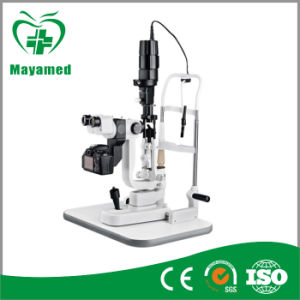 My-V004 Slit Lamp Microscope with Camera and Beam Splitter pictures & photos