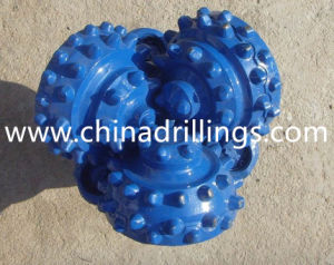 API IADC447 6′′tricone Bits for Well Drilling in Stock pictures & photos
