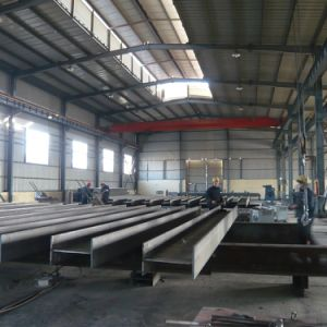 Environment Friendly Galvanized Assemble Light Frame Steel Structure Warehouse pictures & photos