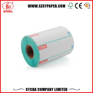 Synthetic Thermal Paper Good Quality Self Adhesive Label Paper pictures & photos