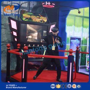 Virtual Reality 9d Vr Simulator Vr Cinema Game Machine/Big HTC pictures & photos
